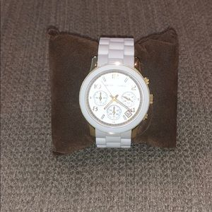 Authentic Michael Kors Women's Chronograph Watch